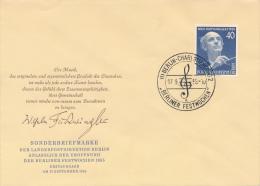 BERLIN - 1955 , Wilhelm Furtwängler - Dirigent , Komponist - Music