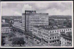 Berlin - Europahaus Saarlandstraße - Sin Clasificación