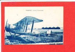 AVION SALMSON Cpa Avion D ' Observation          Edit Masson - Flugzeuge