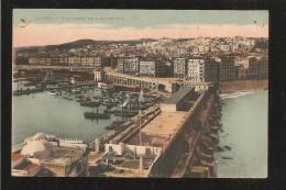Alger  Vue Prise De  De L Amirauté - Alger