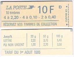 """France - Carnet à Composition Variable """"Liberté De Delacroix"""" C1501 - Carnets"""