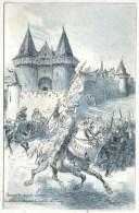 ROBIDA - Jeanne D'Arc - Orléans - Série C No. 5 - Robida