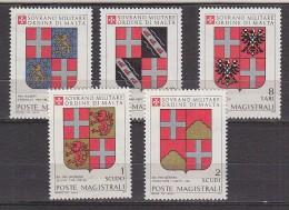 PGL BT041 - SMOM ORDRE DE MALTE SASSONE N°156/60 ** - Sovrano Militare Ordine Di Malta