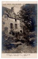 CP, Vues Stéréoscopiques Julien DAMOY - PARIS Place De La République, Voyagé En 1905 - Cartes Stéréoscopiques