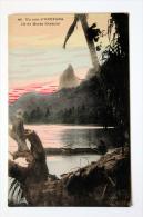 Cpa D´Urufara Ile De Moréa - French Polynesia