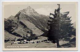 Autriche-- WARTH-1951-BIBERKOPF,cpsm  9 X 14  N° 9452  éd  Risch Lau - Warth