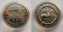 3 Euro Temporaire Precurseur De ST. PIERRE D´OLERON  1997, RRRR, UNC, Ni, Nr. 650, Only 2000 Ex.! - Euro Der Städte