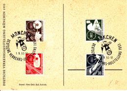 Verkehrs-Ausstellung Munchen 1953 - [7] Repubblica Federale