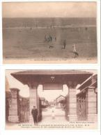 2 Tarjetas Postales  De Hendayee - Hendaye