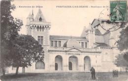 21 FONTAINE LES DIJON BASILIQUE DE SAINT BERNARD - Other Municipalities
