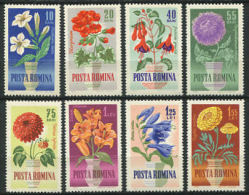 ROUMANIE 1964 - Fleurs, Flower, Blumen - Neuf Sans Charniere (Yvert 1993/2000) - 1948-.... Republics