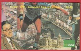 1991** (sans Charn., MNH, Postfrish) Boekje, Booklet, Heftchen, Carnet, - Libretti