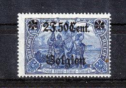 Deutsche Besetzung In Belgien 24 II A Postfr. !!! - Besetzungen 1914-18