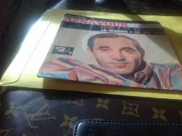 Pochette Vide Aznavour - Unclassified