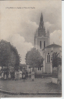 LIT ET MIXE - L'église Et Place De L'église - Autres Communes