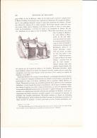 Image Gravure - Château De Vilvorde - Vieux Papiers