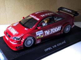 - SCALEXTRIC  - Voiture De Circuit  OPEL V8 Coupé - 1/32° -  Réf 2475 - - Road Racing Sets
