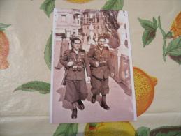 """WW2  FASCISMO FOTO CAMICIE NERE VARESE BATTAGLIONE M 8^ Legione Da Montagna """"Cacciatori Delle Alpi"""" - Reproductions"""