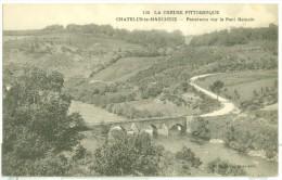 Chatelus Le Marcheix Pont Romain - France