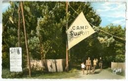 Saint Pierre La Menounière Ile D´Oleron Camp Du Suroît - Ile D'Oléron