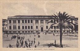 E926- Villa San Giovanni - Reggio Calabria - Scuole Comunali - F.p. Non Vg. - Reggio Calabria