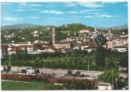 Saluzzo - Panorama E Campo Di Tennis - H1455 - Cuneo