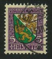 Suisse //Schweiz // Svizzera // Switzerland //  Pro-Juventute 1926 No.37 - Oblitérés