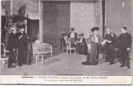 Gymnase - L'Age D'aimer - La Première Répétition De RÉJANE - Teatro
