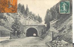 Col De BUSSANG - Le Tunnel , Bon état ( Voir Scan ) - Col De Bussang