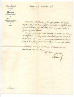 Cour Royale De Grenoble - Parquet Du Procureur Général - 1838 - Manoscritti