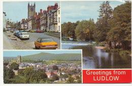 Ludlow British Cars  P. Used - Shropshire