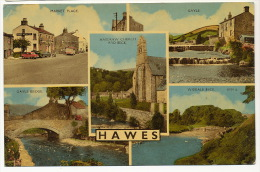 Hawes Market Place Multi View - Angleterre