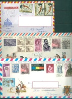 ESPANA - LOT OF 8 COVERS  -  Lot 8869 - 1931-Aujourd'hui: II. République - ....Juan Carlos I