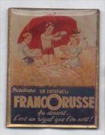 Entremets Francorusse , Ancienne Publicité - Food