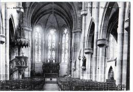 Héricourt (Haute-Saône) Intérieur De L'église. - Francia