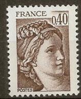 France - N° 2118a Sans Phosphore - France