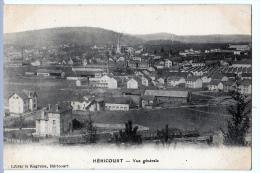 Héricourt (Haute-Saône)  Vue Générale. - Francia