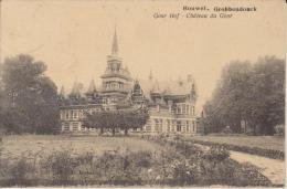 Bouwel  (Grobbendonk) Goor hof