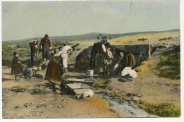 Serbian Refugees In Salonique  Fot  Henri Manuel - Serbia