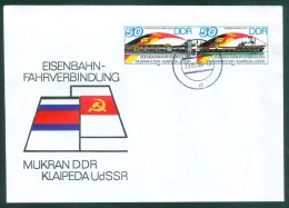 DDR - FDC - Mi-Nr. 3052 - DDR