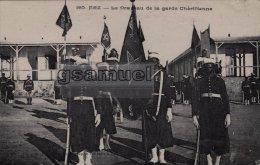 Afrique > Maroc > Fez (Fès)   Fez - Le Drapeau De La Garde Chérifienne. (voir Scan). - Fez (Fès)
