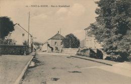 PONT DE ROIDE - Rue De Montbéliard - Francia