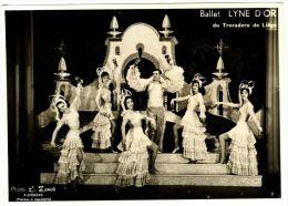 Ballet Lyne D'Or Du Trocadero De Liège - & Dance, Ballet - Luik