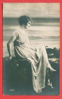 136493 / 1922 Die Loreley The Lorelei GERMANY  - Woman Femme Frau  - 1330/1 - Femmes