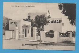 Fedhala  Hotel Miramar     Edt  La Cigogne - Marokko