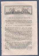 BULLETIN DES LOIS AN VI - CORSE - CREATION BAGNE AU HAVRE - EXAMEN ECOLE POLYTECHNIQUE - NOUVEAU DEPARTEMENT DU LEMAN - Décrets & Lois