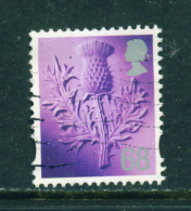 SCOTLAND - 2003+  Thistle  68p  Used As Scan - Regional Issues