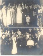 CASAMIENTO CIRCA 1890 BUENOS AIRES L'ARGENTINE 2 CPA TBE - Huwelijken