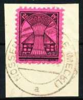 SOWJ.ZONE Nr 16 Gestempelt Briefstück Zentrisch 65217A - Sowjetische Zone (SBZ)