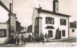 Luneville La Caserne  Entrée Du Quartier Clarenthal - Casernes